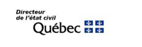 Directeur de l'état civil du Québec