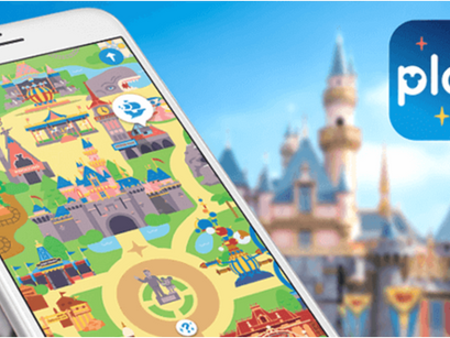 Nouvelle application Disney rend l'attente agréable