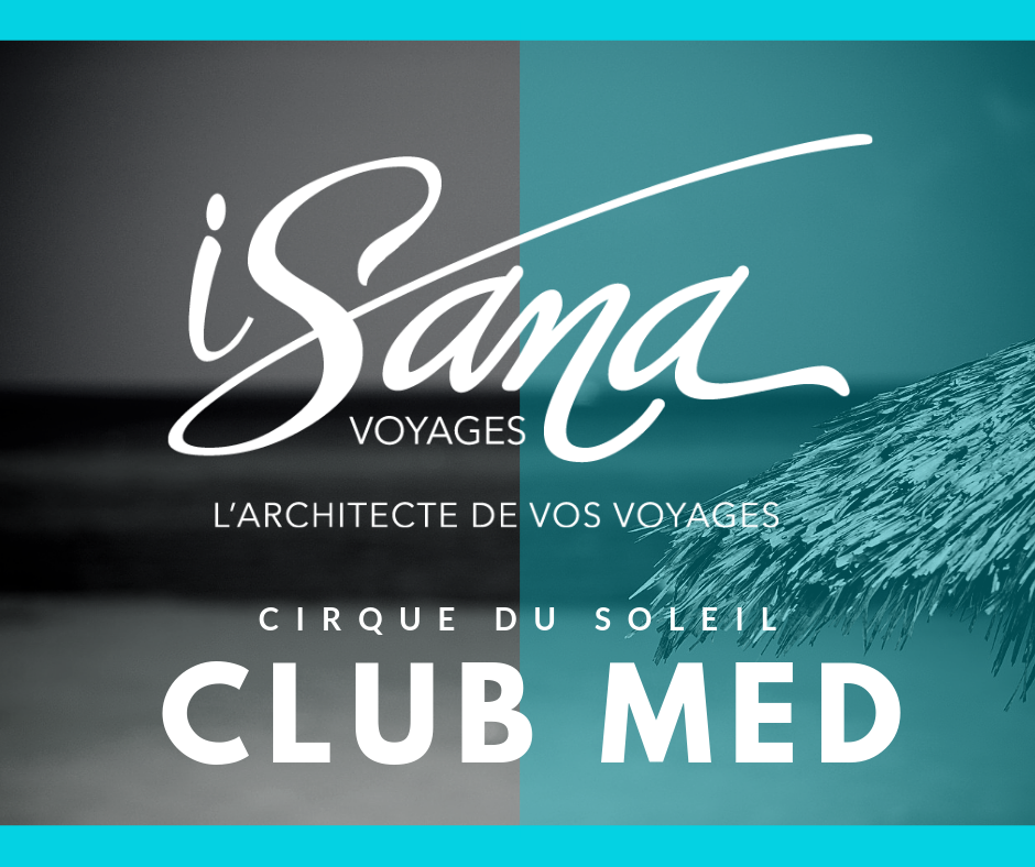 Club Med Punta Cana, Voyages Isana