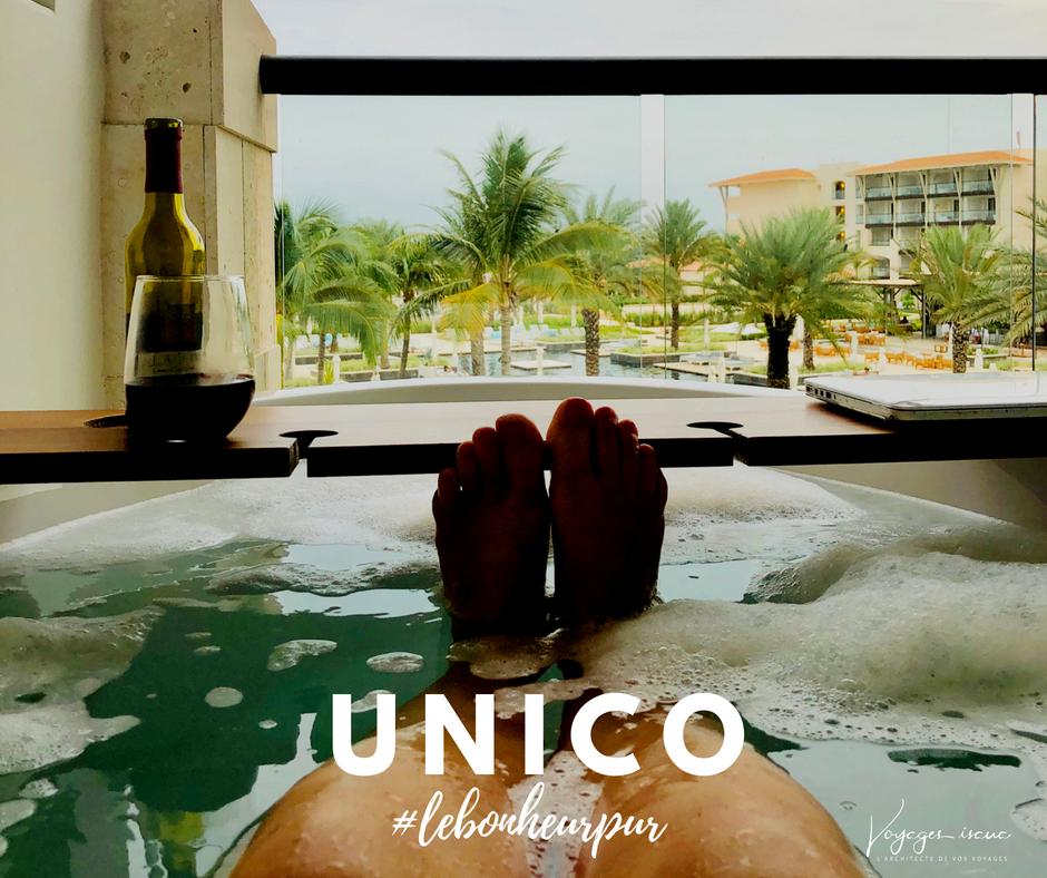 Voyages Isana, hôtel Unico Riviera Maya