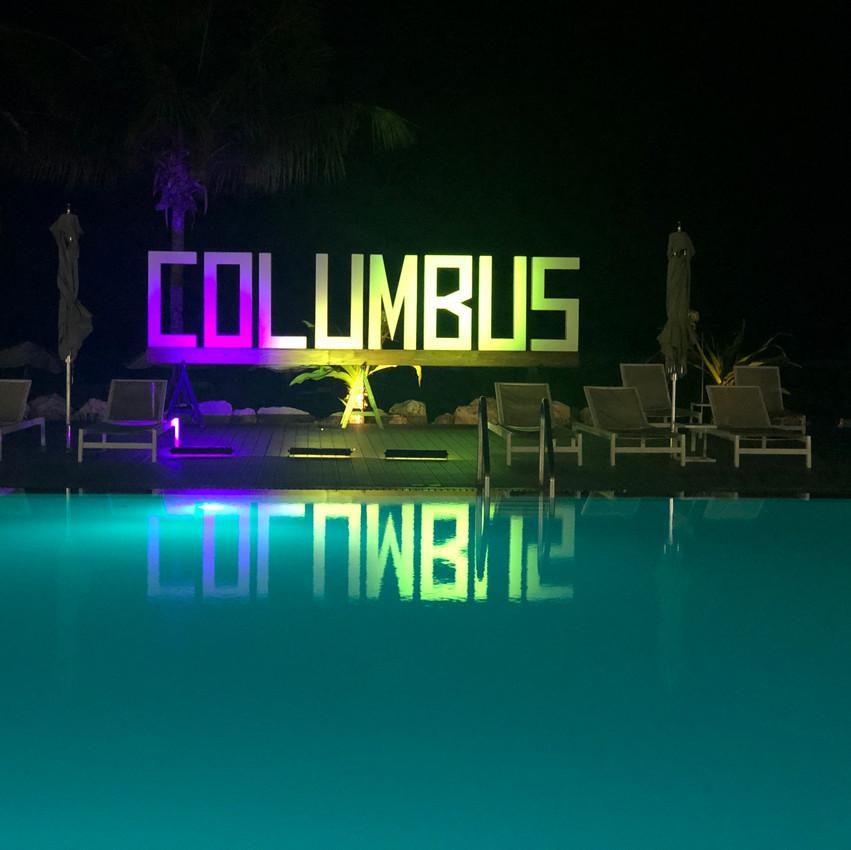 Voyages Isana, Club Med Columbus
