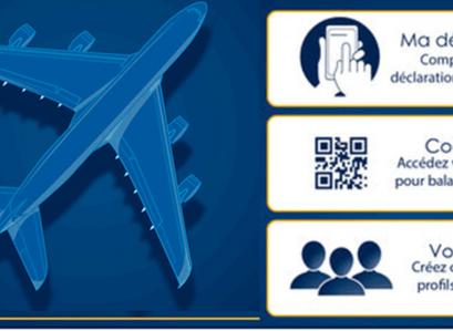 FrontièreCan - application mobile pour votre déclaration électronique