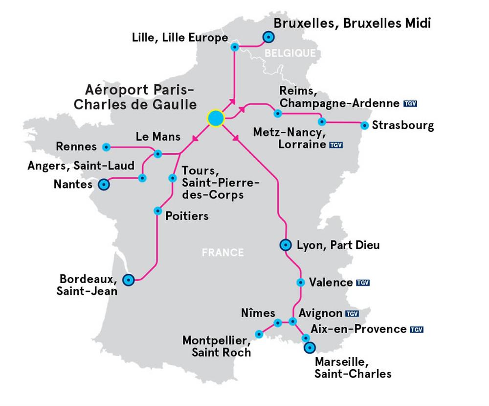 TGV Air, Transat