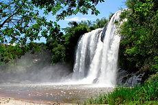 chale terra viva, carrancas, pousada, cachoeira carrancas