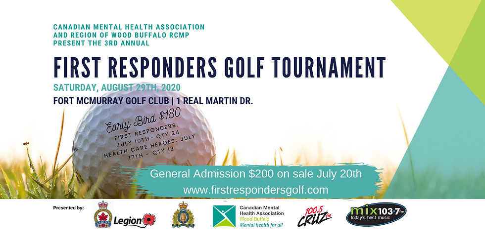 2020 First Responders Golf Tournament