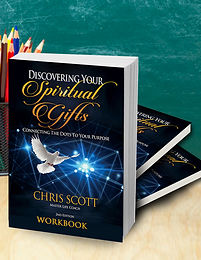 Workbook-Discovering My Spiritual Gifts