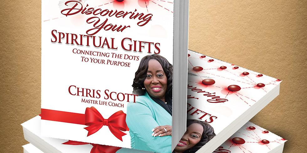 Author Chris Scott's Book Signing