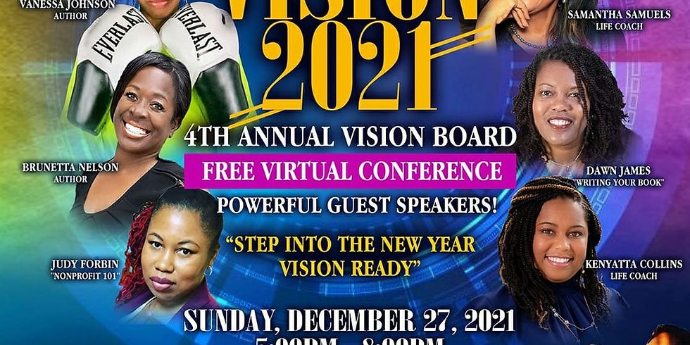 VISION 2021 CONFERENCE