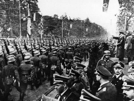 The real lesson of the invasion of Poland