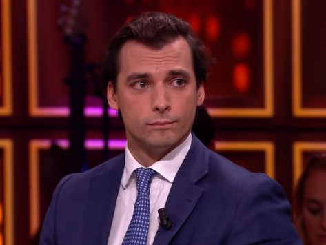 Thierry Baudet: not your typical populist