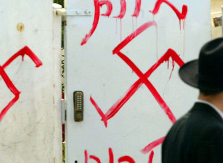 We need to talk about anti-Semitism