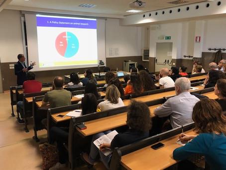Top ten UK universities for animal research announced