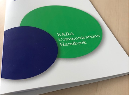 EARA Communications Handbook launched