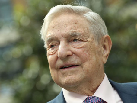 The right to criticise George Soros