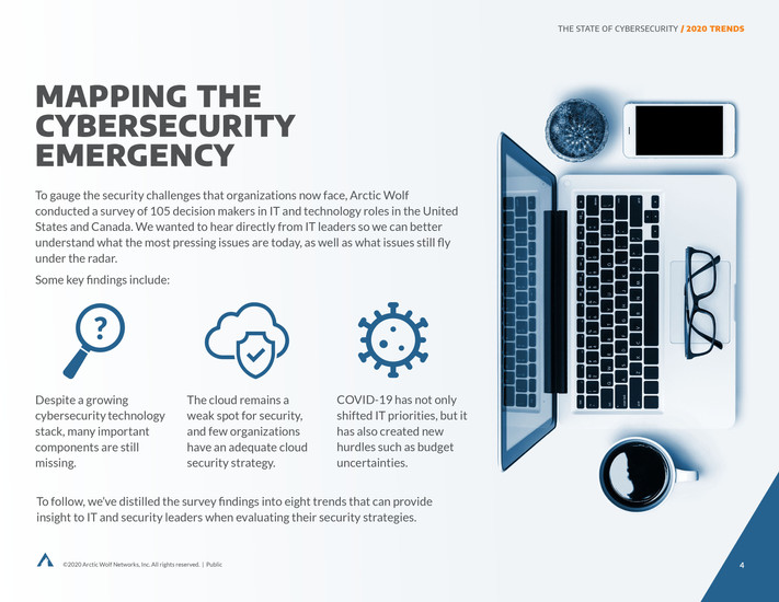 State of Cybesecurity Page 4