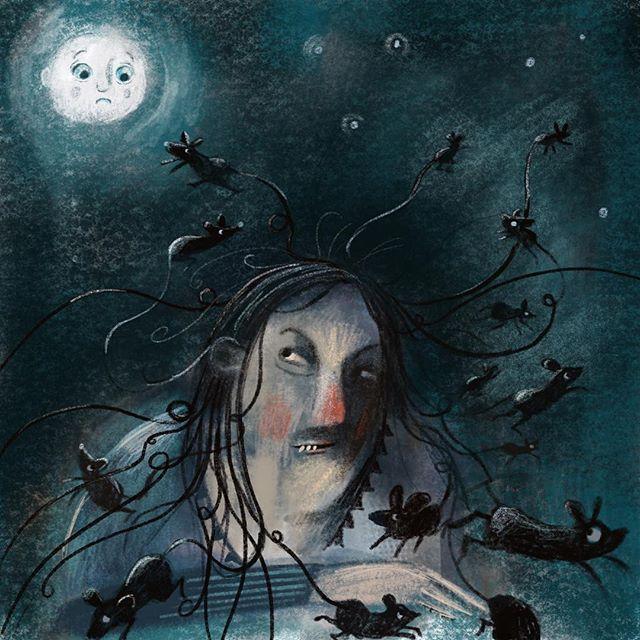 Folktale WEEK 🔥day 3_Witch..