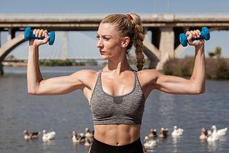 ejercicios de tonificacion muscular cuerpo atletico