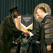Yaro - Georgetown Graduation 2018