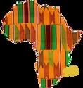 Africa Ghanaian Kente Cloth