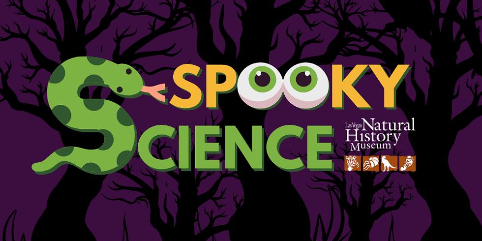 Spooky Science: Witch's Brew