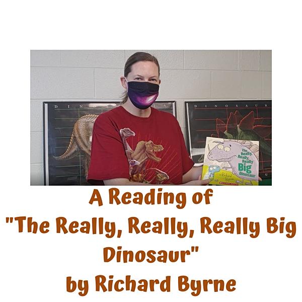 _The Really, Really, Really Big Dinosaur