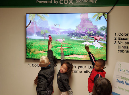 Cox Charities Young Scientist Center Ribbon-Cutting at Las Vegas Natural History Museum