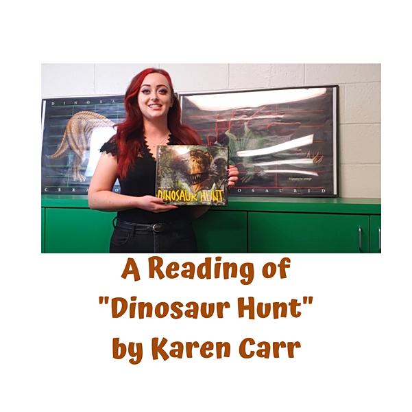 """""""Dinosaur Hunt"""" by Karen Carr"""