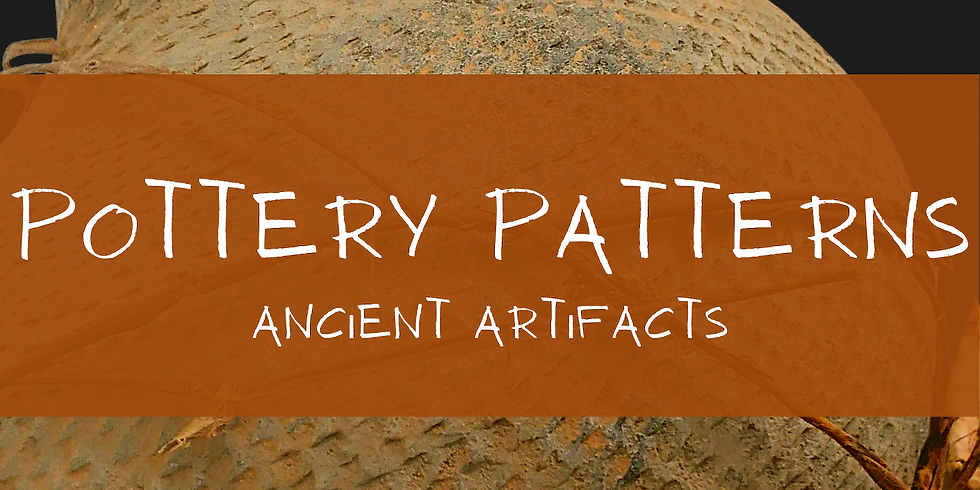 Ancient Artifacts: Pottery Patterns