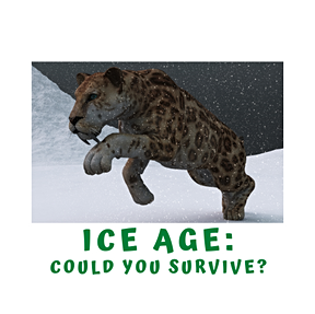 Could You Survive An Ice Age
