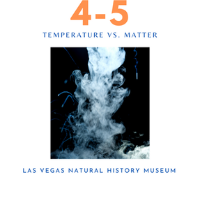 Temperature vs. Matter