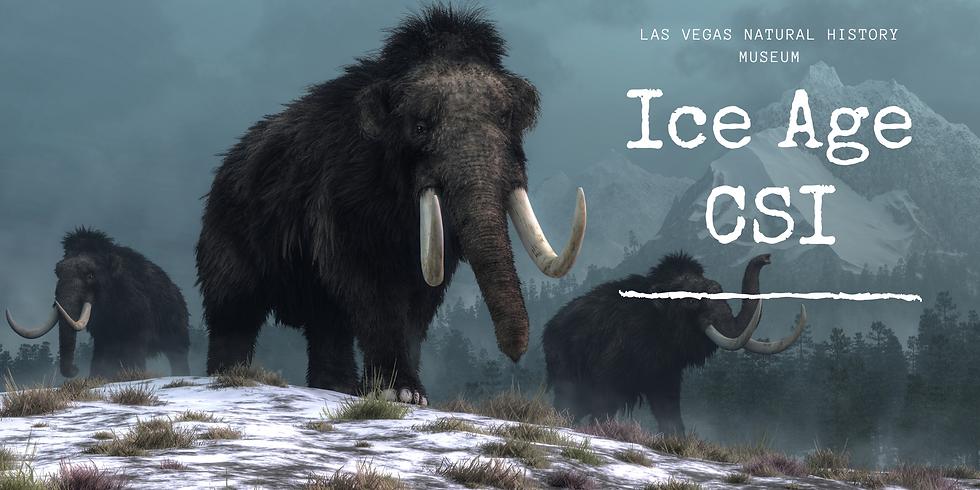 Ice Age CSI
