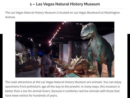 LVNHM #1: 5 Museums Every Las Vegas Gambler Should Visit