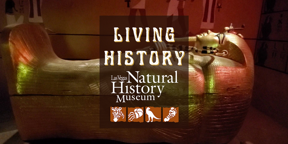 Living Histories: Ancient Egypt