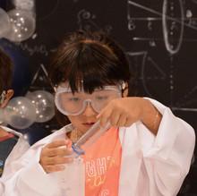 2019 Child Scientist Experiment Station 3