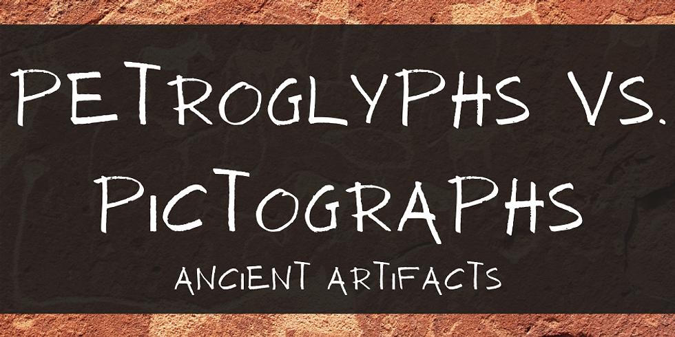 Ancient Artifacts: Petroglyphs vs. Pictographs