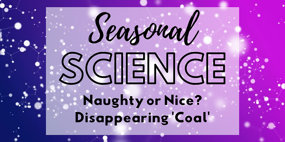 Naughty or Nice? Disappearing 'Coal'