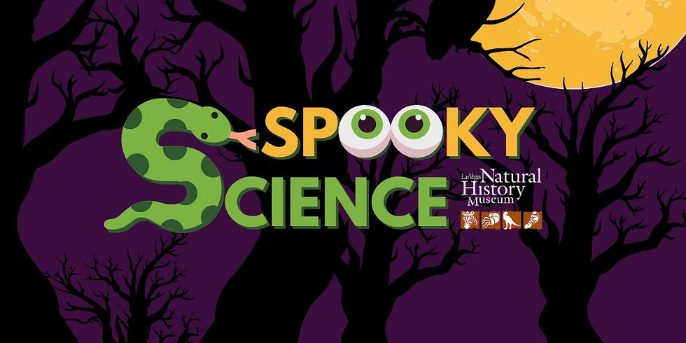 Spooky Science: Dancing Skeletons