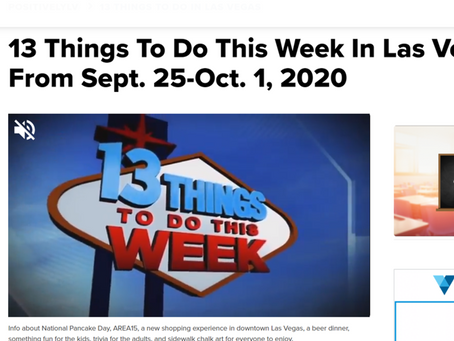 KTNV 13 Things to Do This Week
