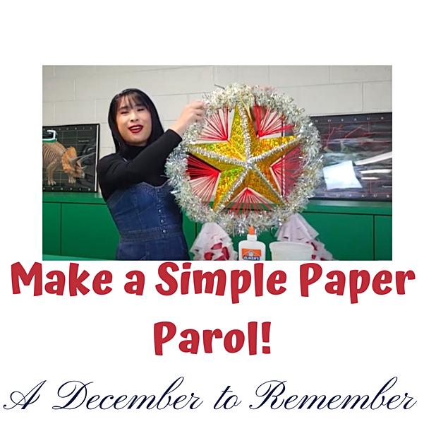 Make a Simple Paper Parol!.mp4