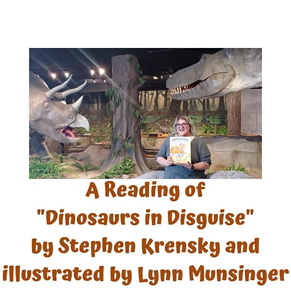 """Dinosaurs in Disguise"" by Stephen Krensky"