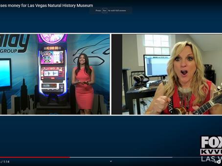Rhonda Vincent raises money for Las Vegas Natural History Museum