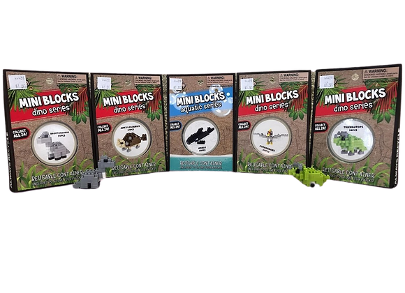 Mini Blocks Set
