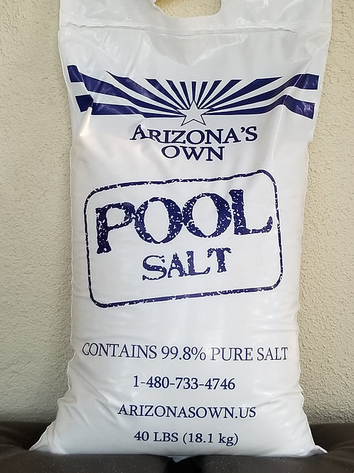 Arizonas Own Pool Salt
