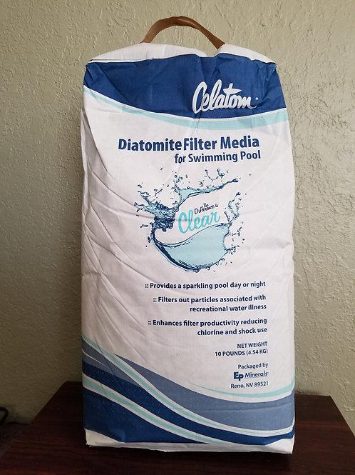 Celatom Diatomite Filter Media (DE)