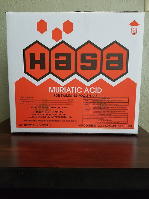 HASA Muratic Acid