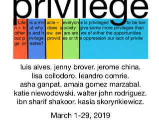 What does Privilege mean to you?