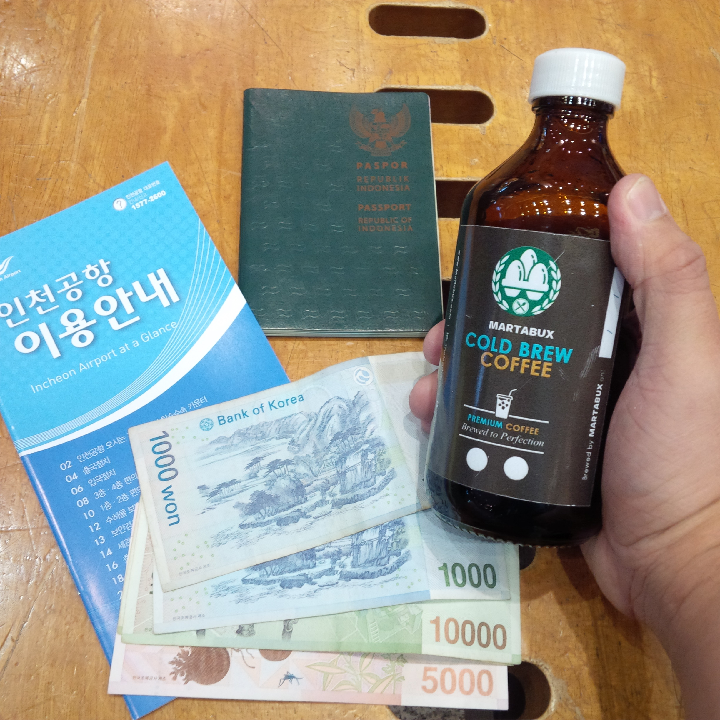 Cold Brew Coffee in Korea