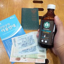 Cold Brew Coffee in Korea