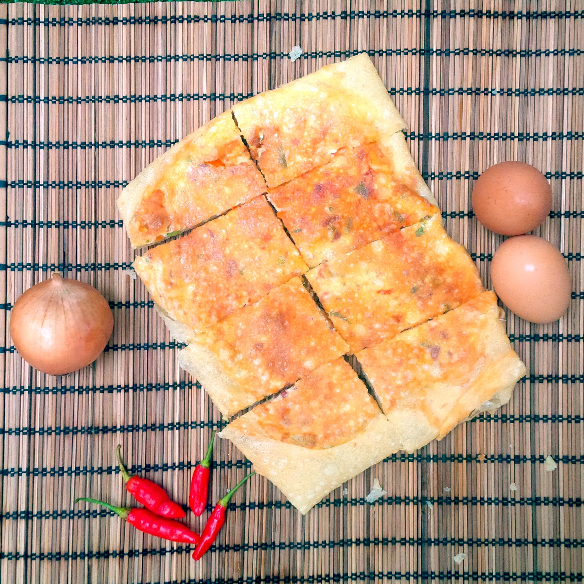 Crespo Martabak Telur - Mini cheesy 030316