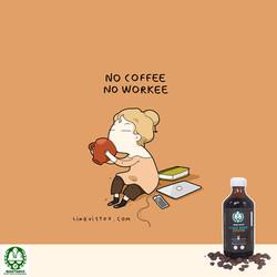 Martabux Cold Brew - No Coffee No Workee 080416